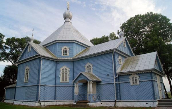 Szlakiem cerkwi