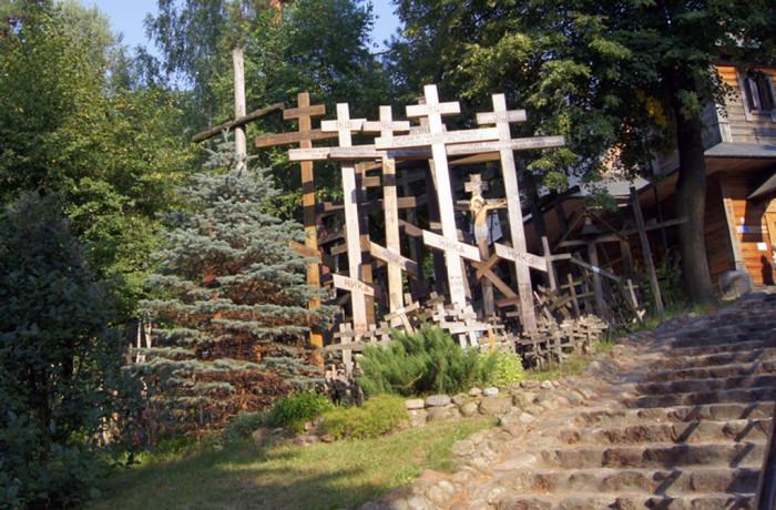 Święte miejsca dla prawosławia – Garbarka, Krynoczka