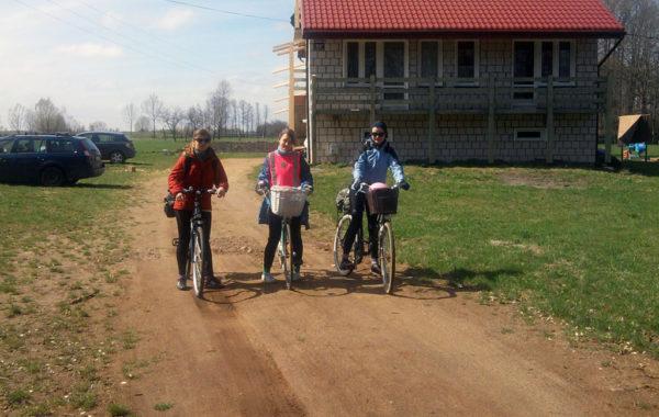 Na dwóch kółkach – trasy rowerowe