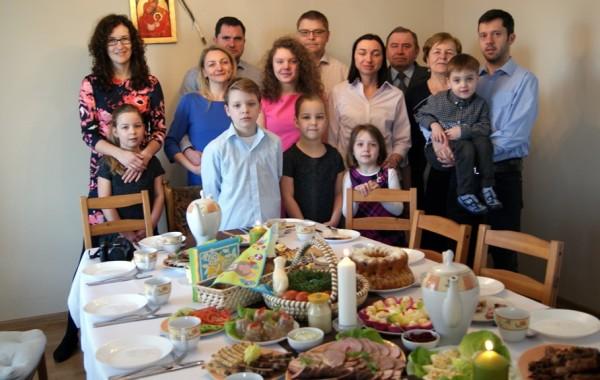 Wielkanoc na skraju Puszczy Białowieskiej