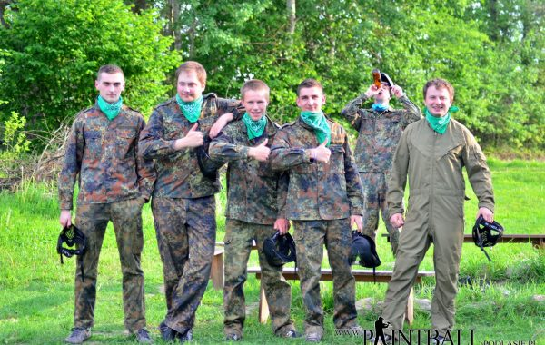 Paintball Podlasie